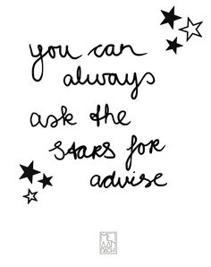 #quotevandeaandachtgever you can always ask the stars for advise www.metaandacht.nu