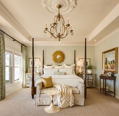 Bedrooms - Traditional - Bedroom - Kansas City - McCroskey Interiors