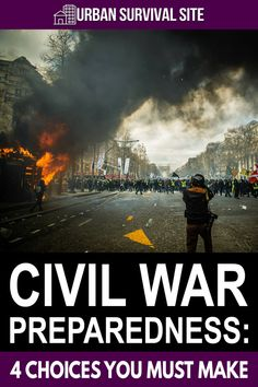 As tensions rise and the country becomes more unstable, the possibility of a civil war is on a lot of people's minds.