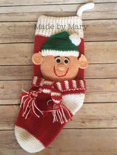 Pattern reindeer christmas stocking crochet pattern pdf promotionbuy any 3 patterns get the 4th free no coupon code needed fandeluxe Image collections