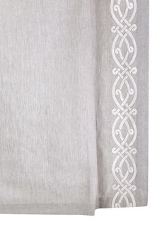 Rope 1 is one of our stunning classic designs on natural linen