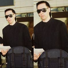 Good just the way he is Brian Warner, Marilyn Manson, Just The Way, Pretty Boys, My Idol, The Man, Superstar, Beautiful Men, Badass