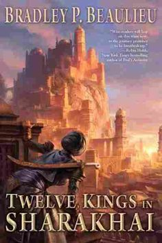 'Twelve Kings' Launches A Bold New Fantasy World : NPR
