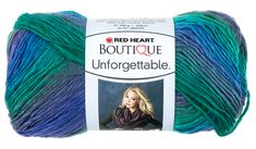 Dragonfly Boutique Unforgettable Yarn | Red Heart