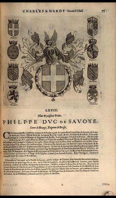 70. 1468, 11th Chapter of the Order, Bruges; Philippe de Savoie, Comte de Bresse (1443-1497)