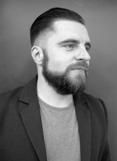 #ClientStyle Mark - #Haircut and #Beard re-shape by Hayley. See more client styles on our website http://www.joeandco.net/about/styles