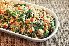 Trying this for dinner tonight since I have fresh asparagus and red peppers in the fridge!