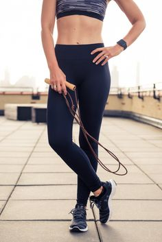 The Best Jump Rope Workout Ever - The Coveteur