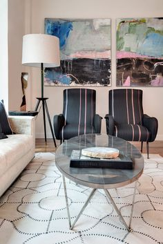 Chelsea Loft - Elizabeth Bolognino Interiors
