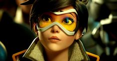 New Ready Player One Trailer Features Overwatch And Street Fighter Cameos  ||  Overwatch's Tracer and a couple of Street Fighter characters are hanging out in Ready Player One's Oasis. https://www.gamespot.com/articles/new-ready-player-one-trailer-features-overwatch-an/1100-6455540/?utm_campaign=crowdfire&utm_content=crowdfire&utm_medium=social&utm_source=pinterest
