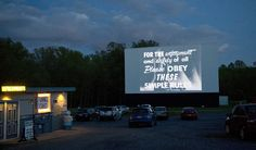 Becky's Drive-In Theatre - Walnutport  Becky's is the second oldest drive-in theater in the country and once made The New York Times' list of the top 10 drive-in movie theaters in the country.  http://www.mcall.com/entertainment/mc-25-things-in-the-lehigh-valley-that-everyon-003-photo.html