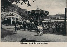 Alkmaar, kermis 1934 | Flickr - Photo Sharing!