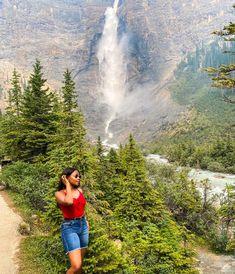 Sonetimes spelt Takkakaw Falls. Niagara Falls, Nature, Travel, Naturaleza, Viajes, Destinations, Traveling, Trips, Nature Illustration
