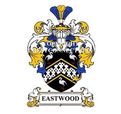 Your COAT OF ARMS embroidered onto one of our great quality shirts. A range of sizes and colours for Gents, Ladies and Childrens. Check out our Website www.crestconnections.com   #eastwood #familycrest #coatofarms