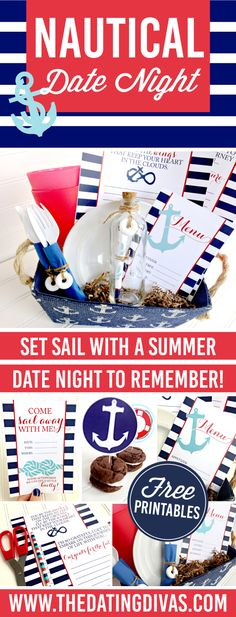 This is the most ADORABLE summer date night idea!  My spouse is going to love it!  www.TheDatingDivas.com