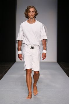 HENRIKSILVIUS Spring/Summer 2015  HENRIKSILVIUS presented its Spring/Summer 2015 collection during Copenhagen Fashion Week. The brand believes in the visual seduction more than anything and brings the man into a luxurious and minimalistic world.