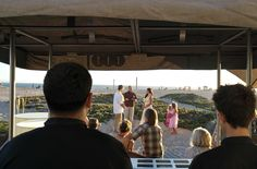 What better way to spend the day at #SunsetBeach than by catering for a beautiful wedding during a gorgeous, well, sunset … on the beach. And, that's exactly what we're doing right now and we're having a terrific time.  More: https://www.sohotaco.com/2015/08/15/wedding-catering-in-epically-beautiful-sunset-beach #tacocatering #ocfoodies