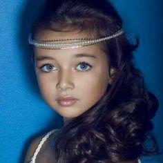 Gorgeous little lady@