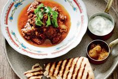Bring the flavours of Kashmir into your kitchen with this spicy curry from Matt Wilkinson.