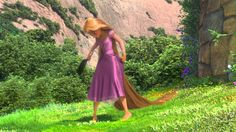 Tangled - When Will My Life Begin Reprise (German) *Blu-ray Rip*