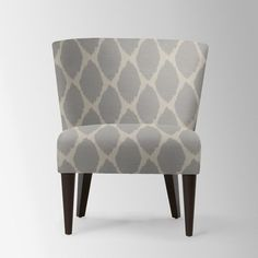 """Veronica Taper Leg Chair - Prints 