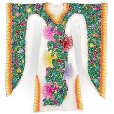mexican dress - Sayulita, Mexico