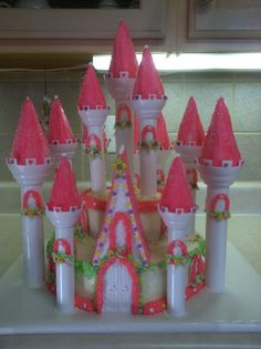 Disney Princess Party Birthday Party Ideas Maybe someday Cakes