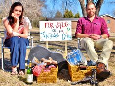 For Sale or Trade for Crib … Baby announcement!