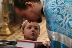 Child Confession - Why children should develop a relationship with a spiritual father