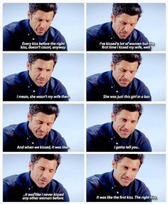 this episode was so misleading! I was like oh this is where he dies and then he saved four people's lives and I was like maybe not. but then that stupid semi hit him.