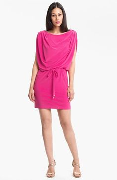 Jessica Simpson Blouson Jersey Dress available at #Nordstrom