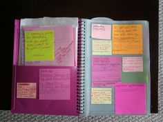 Keeping a Writing Journal ... I love this idea.