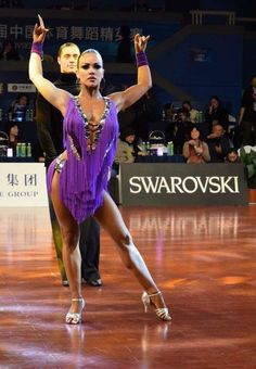 Umberto Gaudino and Louise Heise - WDSF Grand Slam Amateur Latin Shanghai 10 Dec 2016