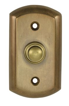 """3.5"""" Antique Style Solid Brass Engraved Escutcheon 1623A//A"""