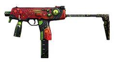Steyr-TMP-Ojo Mortal Steyr Tmp, Crossfire, Cs Go, Overwatch, Weapons, Guns, Vip, Hacks, Concept