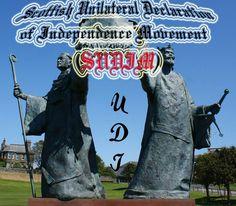 Scottish Unilateral Declaration of Independence Movement(SUDIM)