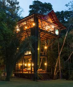 11 outrageous treehouses that will make you question life on solid ground