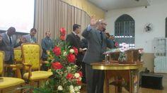 Hoje, sábado 30/01/2016,  foi uma grande festa na sede da (ADEB) Assembléia de Deus de Brasíli...