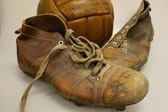 Image result for 1940s football boots Football Boots, Braces, Moccasins, 1940s, Flats, People, Image, Shoes, Fashion