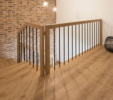 Stairs In Living Room, House Stairs, Wood Stairs, Stair Railing, Home Stairs Design, Modern House Design, House Paint Exterior, Modern Staircase, Home Reno