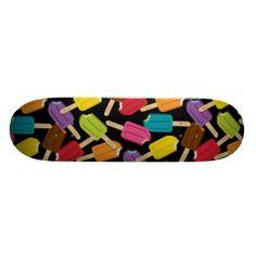 Yum! Popsicle Skateboard