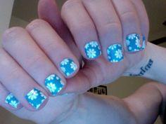 My Jamberry nails :)
