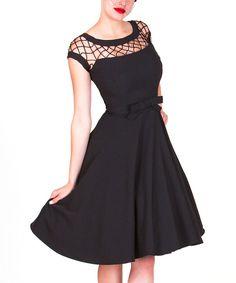 Look at this Tatyana Black Alika Circle Dress - Women & Plus on #zulily today!