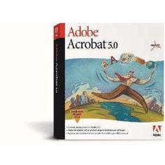 #9: Adobe Acrobat 5.0.