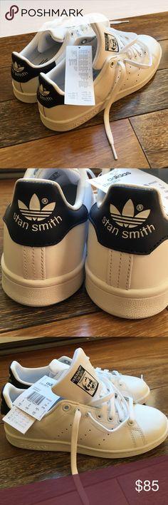 Adidas stan smith, te la polvere rossa / marina / oro flatspot uomo