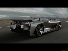 NISSAN CONCEPT 2020 Vision Gran Turismo, nuevo GTR???