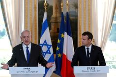 JERUSALEM (Reuters) – Israeli Prime Minister Benjamin Netanyahu has doubts about U.S. Middle East peace efforts, according to a transcript of a conversation with French President Emmanuel Macron.  Israeli newspaper Haaretz obtained a transcript of part of the talks Netanyahu held with... - #Doubts, #Israels, #Macron, #Netanyahu, #News, #Pe, #Tells