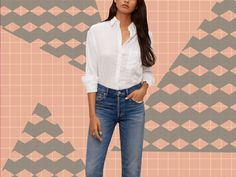 Our Editors Share The Best Jeans You Can Buy Without Trying On