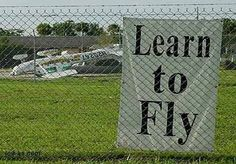 How hard is it to learn to fly?