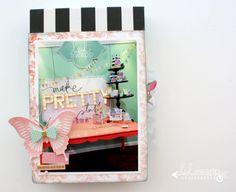 insta-love make pretty stuff mini album